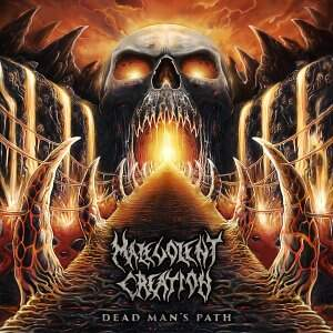 Malevolent Creation – Dead Man's Path CD