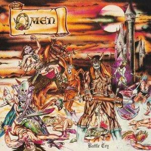 Omen – Battle Cry CD