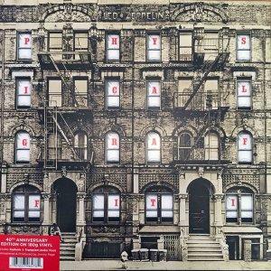 Led Zeppelin – Physical Graffiti LP