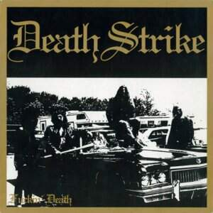 Death Strike – Fuckin' Death CD