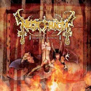 Necrophagia – Harvest Ritual Volume I CD