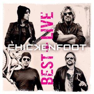 Chickenfoot – Best + Live CD