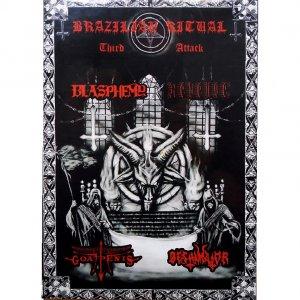 Brazilian Ritual – Third Attack DVD