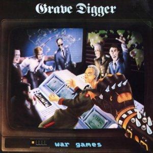 Grave Digger – War Games CD