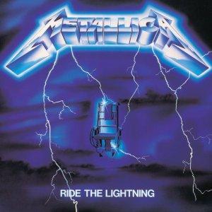 Metallica – Ride The Lightning CD