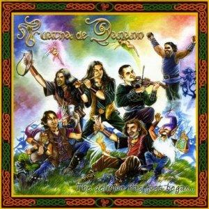 Tuatha De Danann – The Delirium Has Just Began… CD