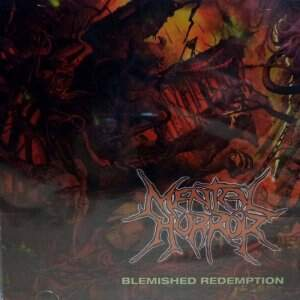 Mental Horror – Blemished Redemption CD