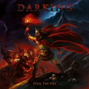 Darking – Steal The Fire CD