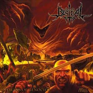 Bestial – Phalanx Of Genocide CD