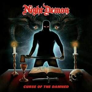 Night Demon – Curse Of The Damned CD