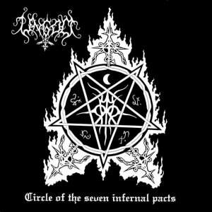 Ungod – Circle Of the Seven Infernal Pacts CD