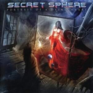 Secret Sphere – Portrait Of A Dying Heart CD