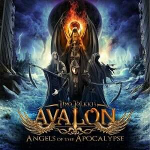 Timo Tolkki's Avalon – Angels Of The Apocalypse CD