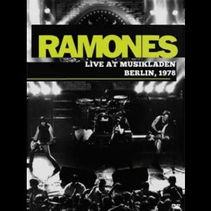 Ramones – Live At Musikladen Berlin, 1978 DVD