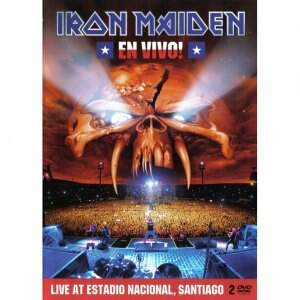 Iron Maiden – En Vivo! DVD