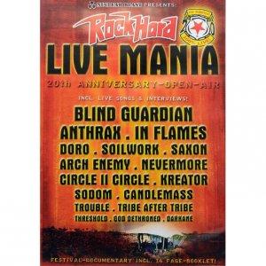 Rock Hard – Live Mania DVD
