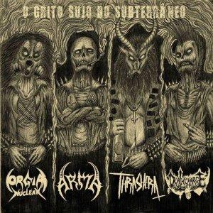 Thrashera / Orgia Nuclear / Deathcharge / Arma – O Grito Sujo Do Subterrâneo CD