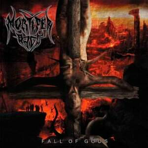 Mortifer Rage – Fall Of Gods CD