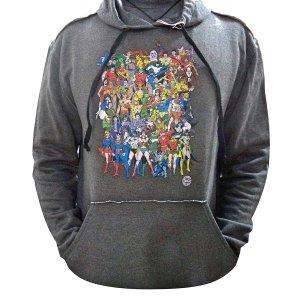 Moletom DC Originals (Super-Heróis)
