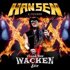 Hansen & Friends – Thank You Wacken Live CD