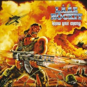 Lääz Rockit – Know Your Enemy CD