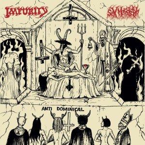 Impurity / Sex Messiah – Anti Dominical CD