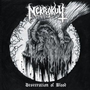 Nekrokult – Desecration Of Blood CD