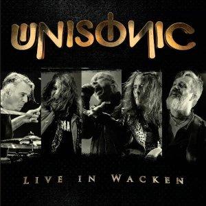 Unisonic – Live In Wacken (Digipack) CD