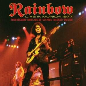 Rainbow – Live In Munich 1977 CD