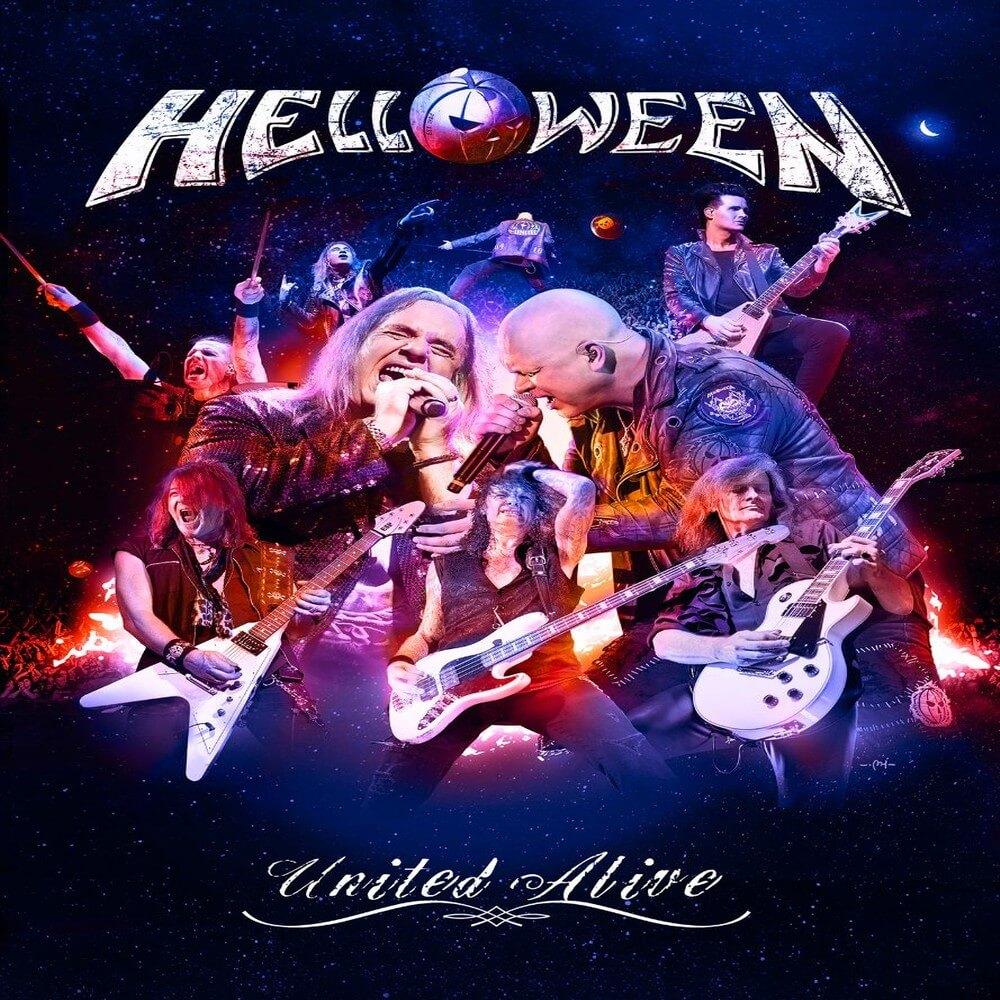 Resultado de imagem para united alive helloween