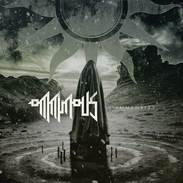 Omminous – Immensity CD – Heavy Metal Rock